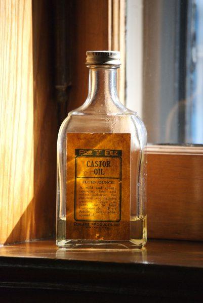 19215 РИЦИНОВА ОЛІЯ - Castor oil