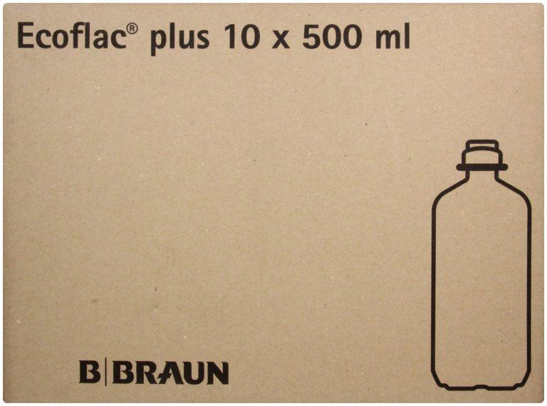 20769 СТЕРОФУНДИН ISO - Electrolytes