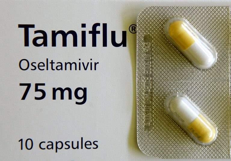 21223 ТАМІФЛЮ® - Oseltamivir