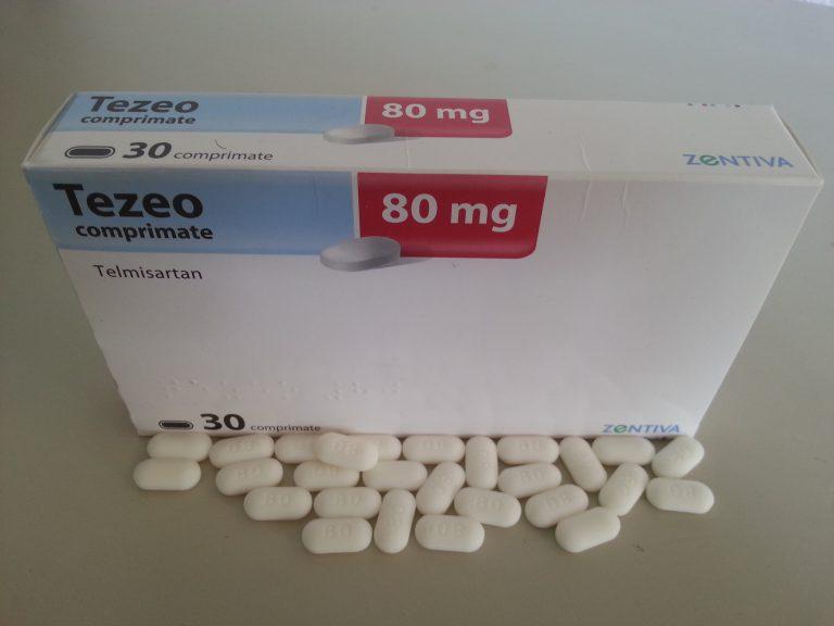 21404 ТЕЛПРЕС ПЛЮС - Telmisartan and diuretics