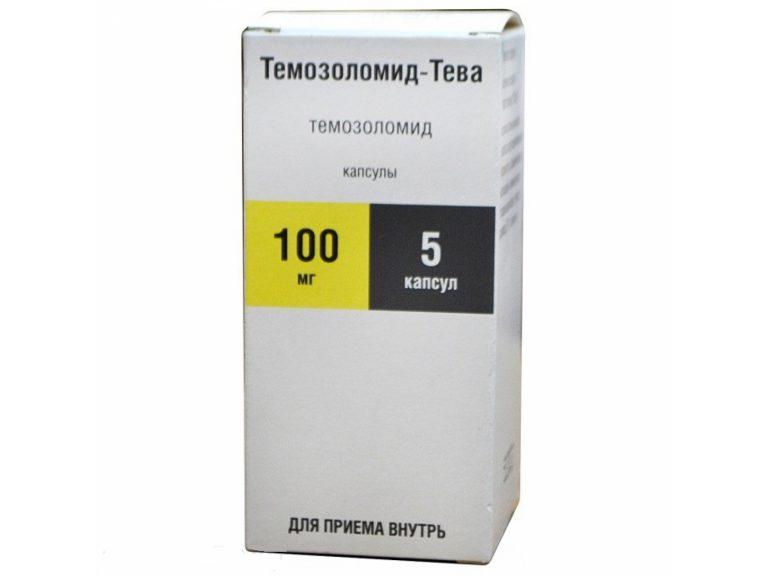 21433 ТЕМОЗОЛОМІД-ТЕВА - Temozolomide