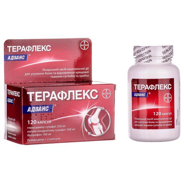 21497 ТЕРАФЛЕКС АДВАНС® - Comb drug