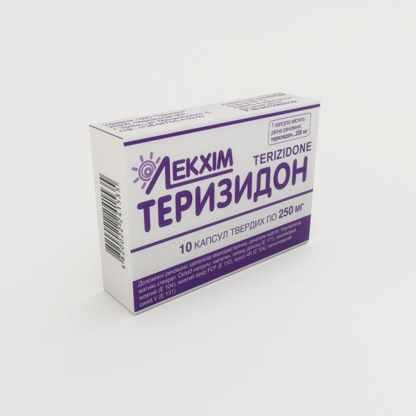 21537 ТЕРИЗИДОН - Terizidone