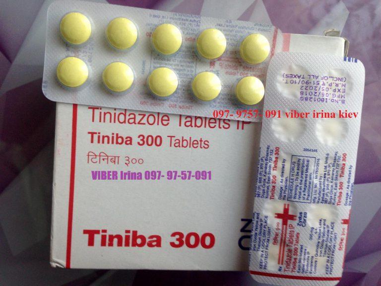 21626 ТИНІДАЗОЛ-ТЕВА - Tinidazole