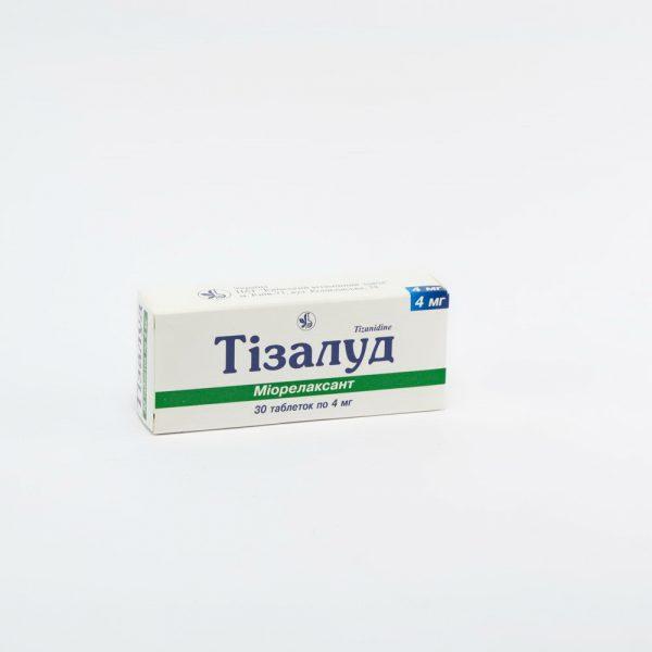 21687 ТІЗАЛУД - Tizanidine