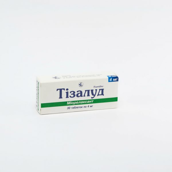 21685 ТІЗАЛУД - Tizanidine