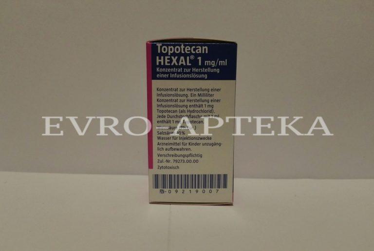 21822 ТОПОТЕКАН - Topotecan