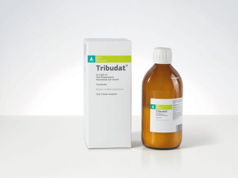 22062 ТРИБУДАТ - Trimebutine