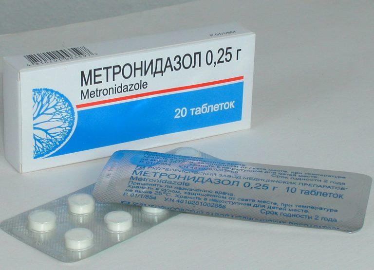 22234 ТРИХОПОЛ® - Metronidazole