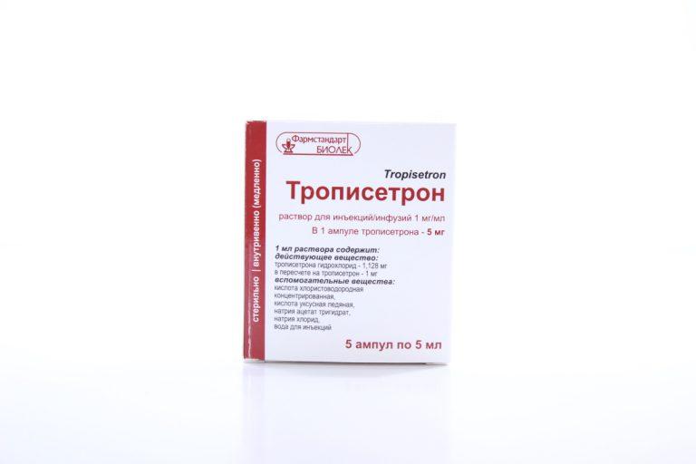 22299 ТРОПІСЕТРОНУ ГІДРОХЛОРИД - Tropisetron