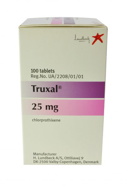 22307 ТРУКСАЛ - Chlorprothixene