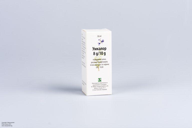 22371 УМКАЛОР® - Pelargonii radix**