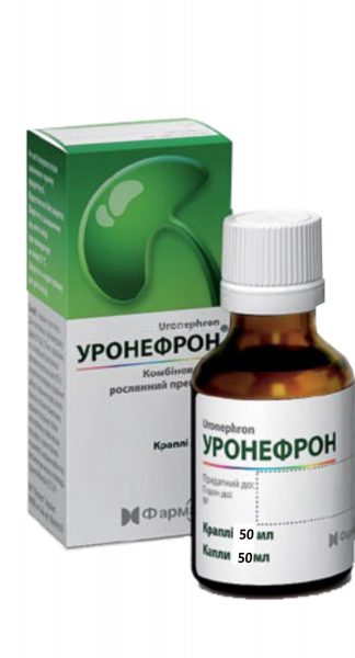 22434 УРОНЕФРОН® - Comb drug