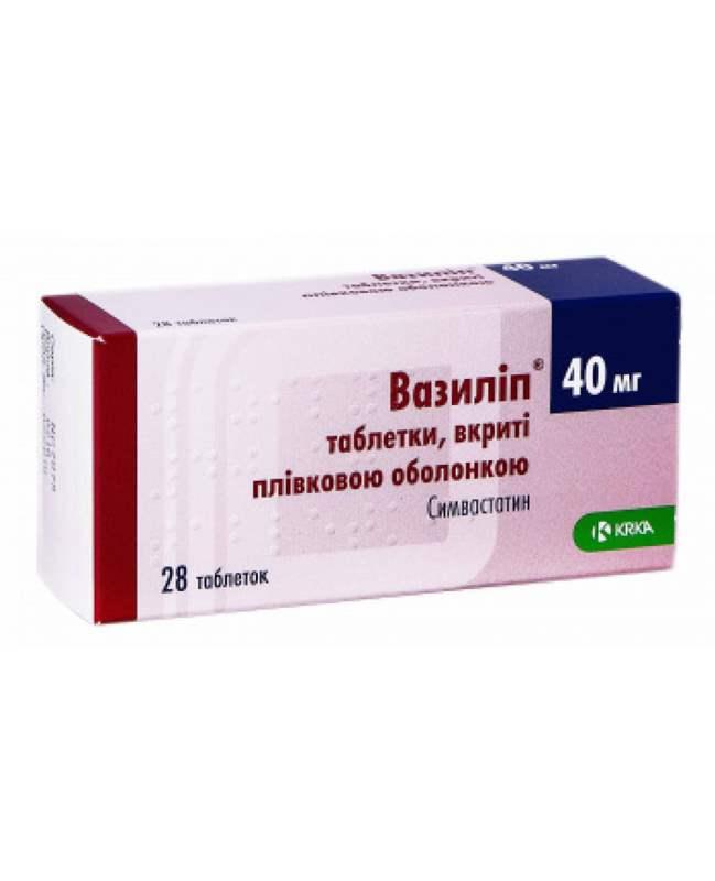 3935 ВАЗИЛІП® - Simvastatin