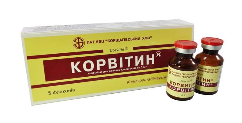4367 ВЕНОТОН® - Comb drug