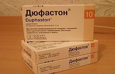 Пример гормональных медикаментов