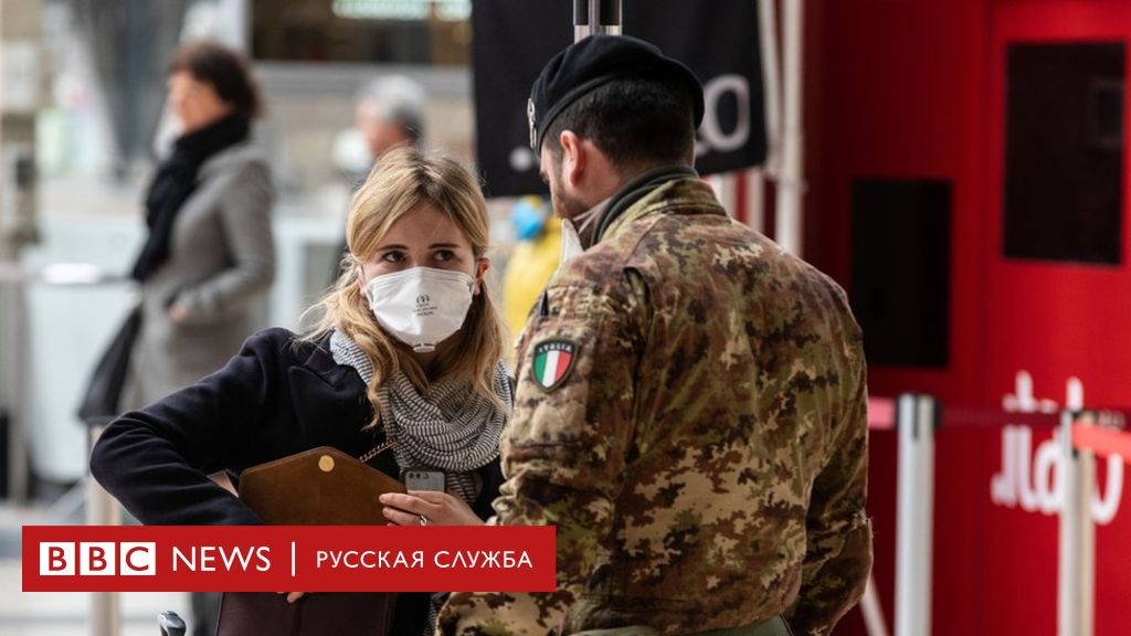 25285 Европейские страны принимают беспрецедентные меры для борьбы с коронавирусом
