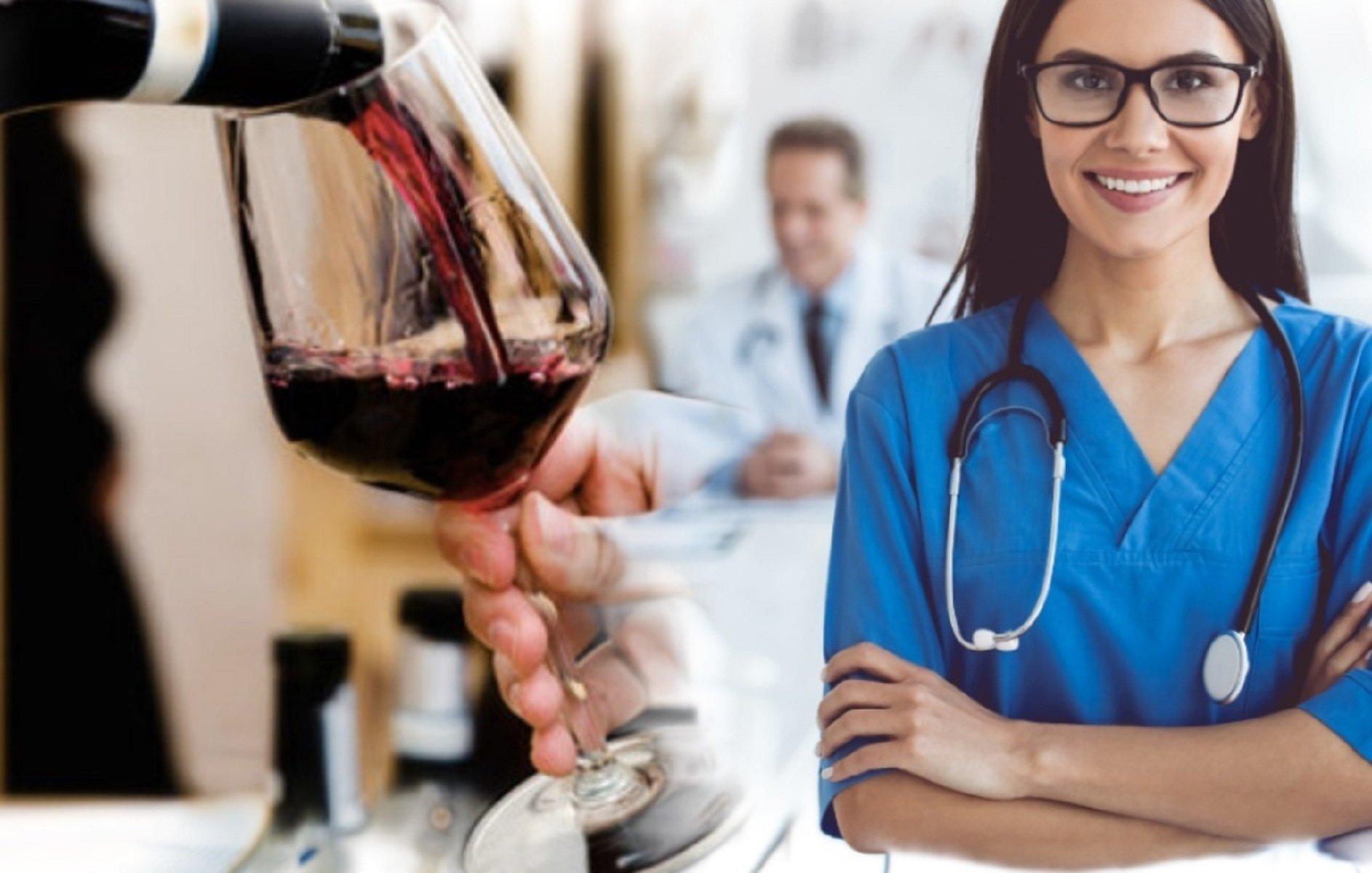 25353 Медики раскрыли, как вино влияет на похудение