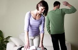 25633 Последствия развода