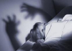 страхи у детей фото