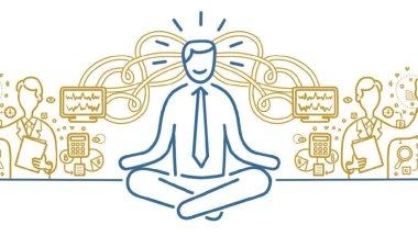 27028 Практики осознанности признаны неэффективным в борьбе со стрессом